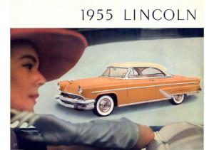 1955 Lincoln Full Line