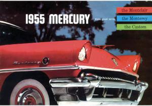 1955 Mercury Full Line