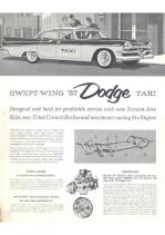 1957 Dodge Taxi