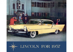 1957 Lincoln Full Line