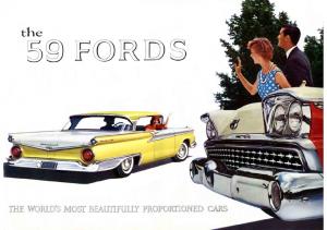 1959 Ford Full Line