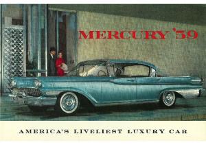 1959 Mercury Full Line