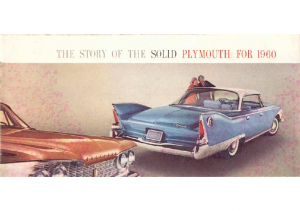 1960 Plymouth Story