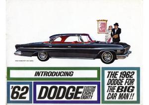 1962 Dodge 880