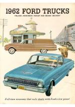 1962 Ford Trucks Falcon-Ranchero