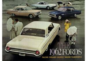 1962 Ford Full Line