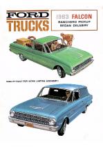 1963 Ford Trucks