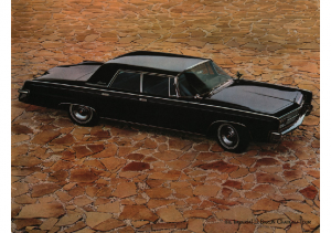 1965 Chrysler Imperial Chateau Tour