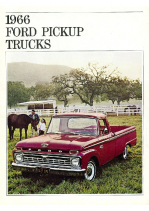 1966 Ford Pickups
