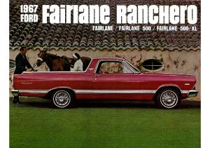 1967 Ford Fairlane Ranchero
