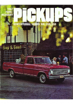 1967 Ford Pickups