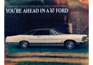 1967 Ford Full Line
