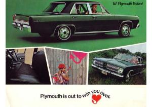 1967 Plymouth Valiant