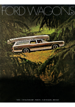 1969 Ford Wagons