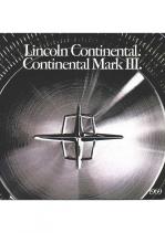 1969 Lincoln Full Line