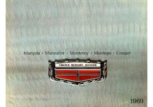 1969 Mercury Multi Car