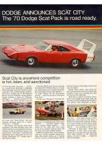1970 Dodge Scat Pack