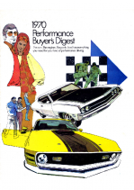 1970 Ford Performance Digest