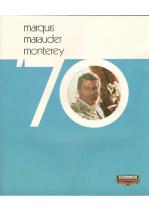 1970 Mercury Marquis-Marauder-Monterey