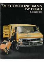 1971 Ford Econoline