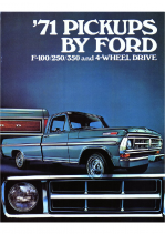 1971 Ford Pickup