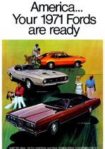 1971 Ford Full Line