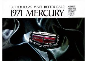 1971 Mercury Full Line