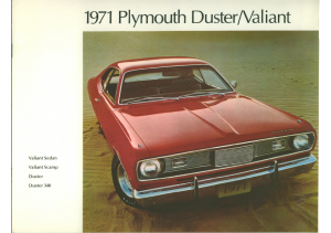 1971 Plymouth Duster-Valiant