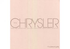 1972 Chrysler