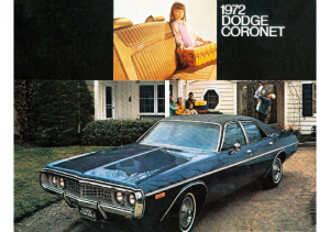 1972 Dodge Cornet