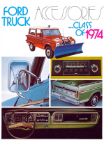 1974 Ford Truck Accssories