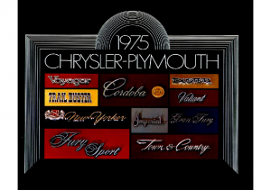 1975 Chrysler-Plymouth