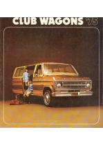 1975 Ford Club Wagons