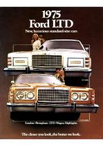 1975 Ford LTD V1