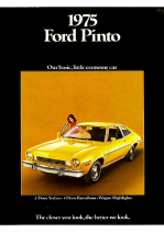 1975 Ford Pinto CN