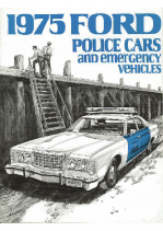 1975 Ford Police