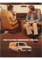 1975 Ford Vans