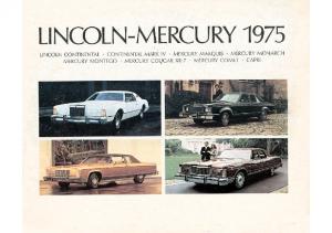 1975 Lincoln Mercury