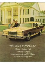 1975 Mercury Wagons