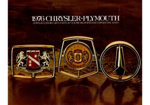 1976 Chrysler-Plymouth