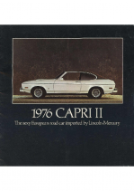 1976 Mercury Capri II
