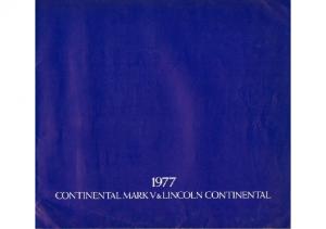 1977 Lincoln Continental-Mark