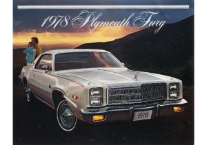 1978 Plymouth Fury