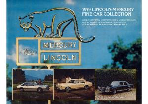 1979 Lincoln-Mercury Full Line