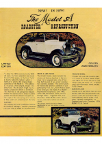 1979 Shay Model A Intro