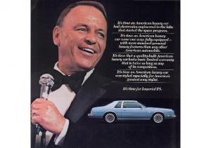 1981 Chrysler Imperial – Sinatra
