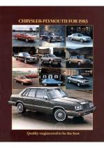 1983 Chrysler-Plymouth