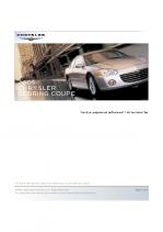 2005 Chrysler Sebring Coupe