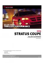 2005 Dodge Stratus Coupe
