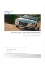 2006 Chrysler Sebring Convertible